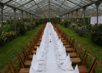 Long Table at Ballymaloe