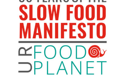 Hundreds of Events Organised Around the World to Celebrate 30 Years of Slow Food
