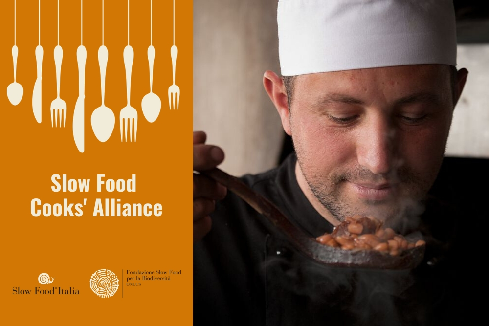 """Chefs have a role to play in fighting the climate crisis"": the message of the Slow Food Cooks' Alliance gathering in Bologna"