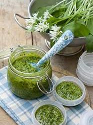 BrookLodge Wild Garlic Pesto